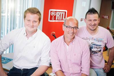 Marc Delire, commentateur chez Belgacom TV, dès demain sur Bel RTL