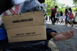 Près de 22 millions de déplacés après des catastrophes naturelles en 2013