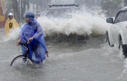 Tempête tropicale aux Philippines: cinq morts à Manille