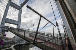 Un pont s'effondre à Willebroek: le trafic fluvial à nouveau autorisé
