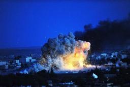 Etat islamique - L'EI lance une nouvelle attaque sur Kobané