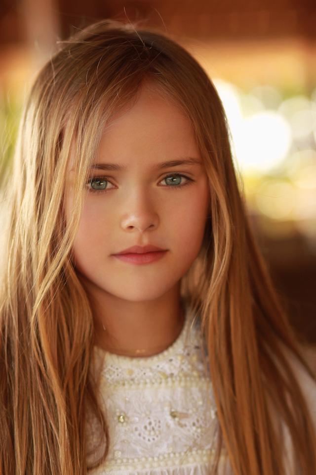 Top-Modle  9 Ans Voici La Plus Jolie Petite Fille Du Monde Photos - Rtl People-6811