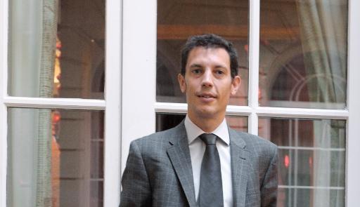 Franck Gervais devient directeur général de Voyages-sncf.com