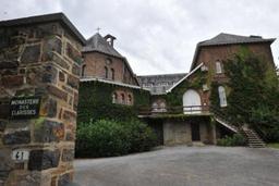Le Couvent des Clarisses de Malonne vendu et transformé en logements pour fin 2015