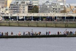 Grève nationale - La navigation commerciale sur l'Escaut vers Anvers et depuis et vers Gand non autorisée