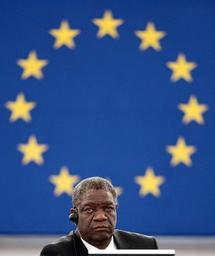 RDC: le Dr Mukwege juge injuste la saisie des comptes de son hôpital