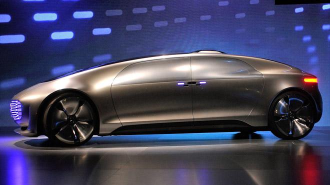voici les voitures du futur les plus dingues photos et vid os rtl info. Black Bedroom Furniture Sets. Home Design Ideas
