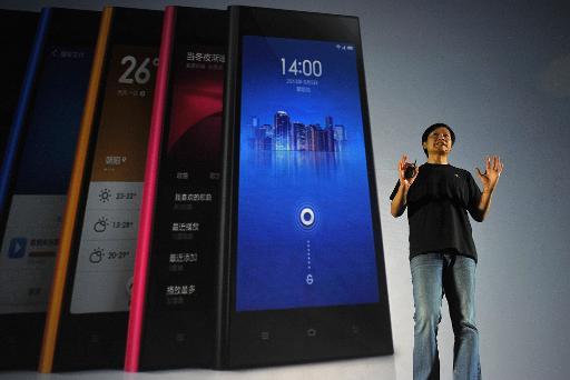 Xiaomi, le chinois qui (copie mais) veut croquer l'Apple