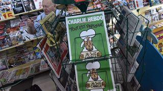 Charlie Hebdo- 360.000 nouveaux exemplaires en vente mercredi en Belgique