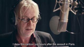 Reporters Sans Frontières soutient Charlie Hebdo- sept dessinateurs belges déposent leur crayon et prennent la parole (vidéo)