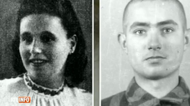Voici l'histoire d'amour d'une Belge et d'un Polonais à Auschwitz qui a provoqué un mouvement de résistance