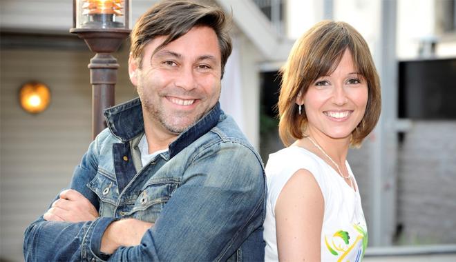 Anne Ruwet, nouveau visage de l'Europa League sur Club RTL, Stéphane Pauwels reprend la Champions League