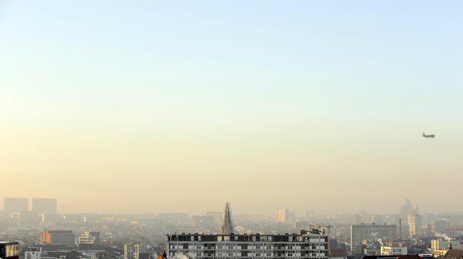 Ce qui attaque le plus les poumons des Bruxellois? Pas les voitures…