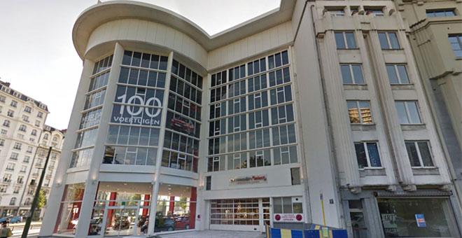 Bruxelles aura bientôt son Musée d'art contemporain: Rudi Vervoort confirme le rachat de la succursale de Citroën de la place de l'Yser