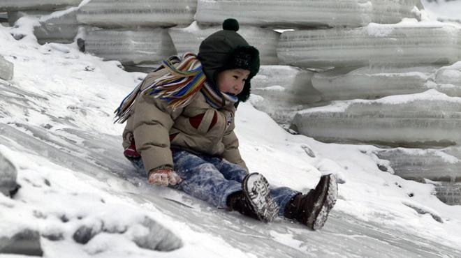 Ils vivent dans la capitale la plus froide du monde: le mercure peut chuter à moins de 40 degrés !
