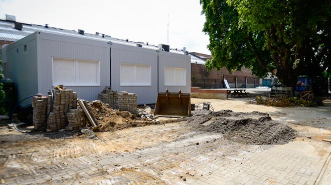 Faire vivre ses parents vieillissants dans un conteneur placé dans son jardin: c'est bientôt possible en Flandre