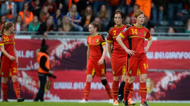 Très bonne nouvelle pour le football féminin en Belgique