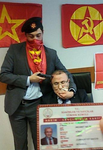 Prise d'otage à Istanbul: