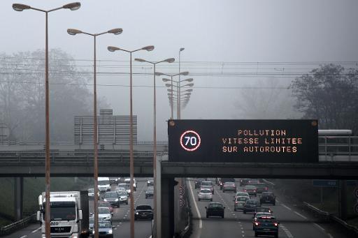 Strasbourg: des médecins s'alarment de la pollution de l'air
