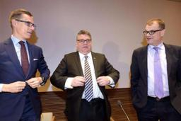 La Finlande se dote d'un gouvernement de droite tripartite