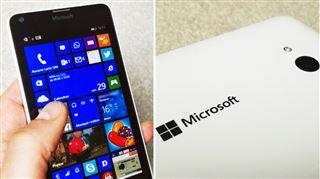 Microsoft fabrique désormais ses propres smartphones, comme Apple- nous avons essayé le Lumia 640 !