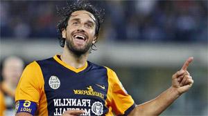 Bilan de la Serie A: à 38 ans, Luca Toni est le plus vieux meilleur buteur de l'histoire !