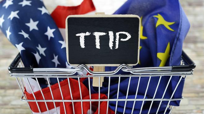 Traité transatlantique: voici l'idée de la France pour empêcher les multinationales d'attaquer les Etats européens en justice à la légère…