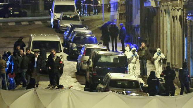 La Ligue des Droits de l'Homme espère qu'on enquêtera sur… les policiers qui ont mené le raid contre les terroristes présumés de Verviers