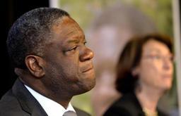 Parlement Fédération Wallonie-Bxl - Denis Mukwege premier lauréat du prix pour la démocratie et les droits de l'homme