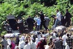 Srebrenica: le conseil des ministres de Bosnie condamne l'incident de samedi et demande une enquête
