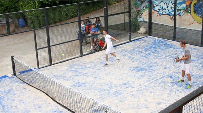 Le padel sport entre le tennis et le squash va t il percer en belgique c est convivial - Le tennis de table est il un sport ...