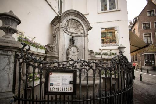 Manneken Pis est-il vraiment l'authentique statue réalisée en 1619?