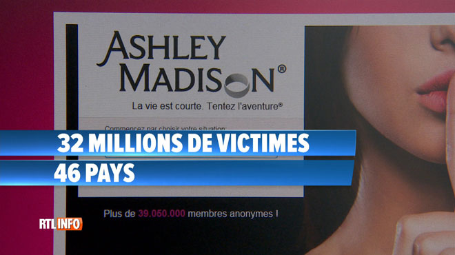 Site de rencontre ashley madison