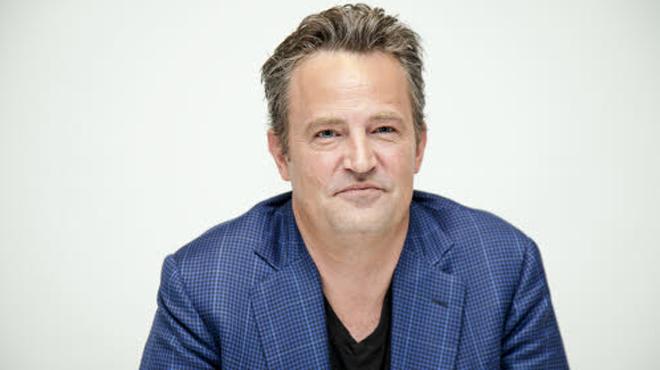 Matthew Perry l'interprète de Chandler dans la série