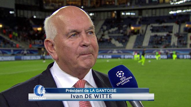 Que va faire Ivan De Witte avec les 17 millions d'euros de la Ligue des champions ?