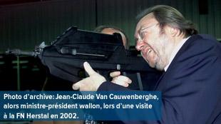 90 secondes pour comprendre: pourquoi la production d'armes est si forte en Wallonie?
