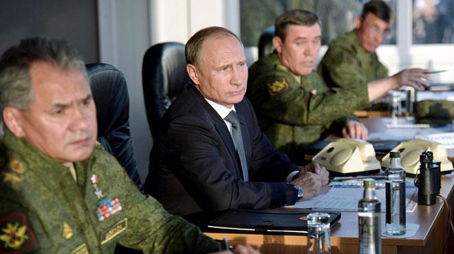 La Syrie reprend confiance: Moscou entre en guerre contre les terroristes après les