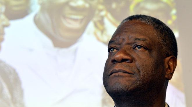 Le Dr Denis Mukwege à l'ULB: plus de 800 personnes présentes à la défense de thèse de l'homme qui répare les femmes