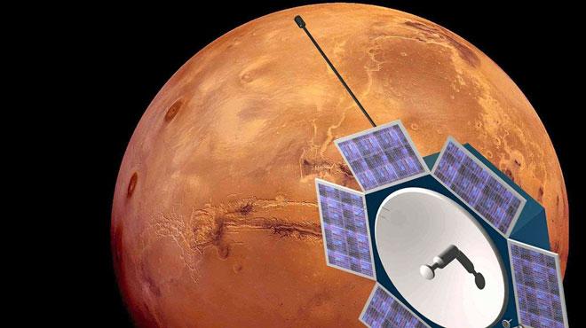 La NASA a découvert des preuves de la présence d'eau liquide et salée sur Mars