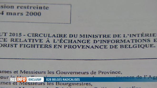 Plus de 828 Belges considérés comme radicalisés: Geens et Jambon demandent l'aide des communes pour les suivre