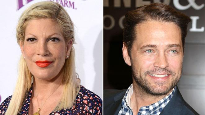 Bervely Hills 90210: Tori Spelling dit avoir couché avec Jason Priestley, il réagit