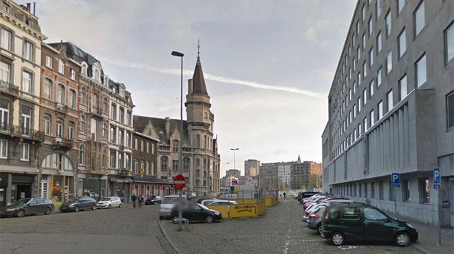 Pourquoi construire un parking place Cockerill à Liège? Même pendant la foire, il resterait 300 places de libre...