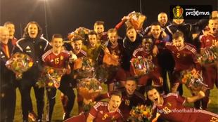 La Belgique à la Coupe du monde U17 au Chili: découvrez leurs superbe parcours en vidéo!