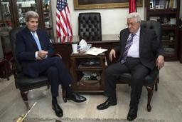 Abbas demande à Kerry d'oeuvrer pour un retour au statu quo sur l'esplanade des mosquée