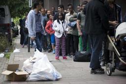 Le Vlaams Belang appelle les migrants à prendre un