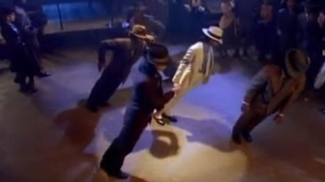 Le secret du pas de danse mythique de Michael Jackson dévoilé (vidéo)