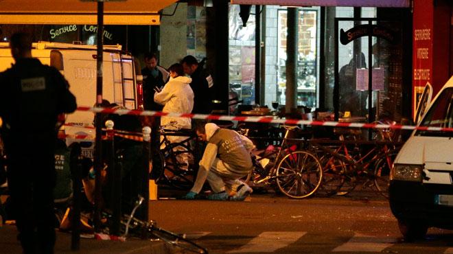 Vaste opération en France la nuit passée: 168 perquisitions et 104 assignations à résidence