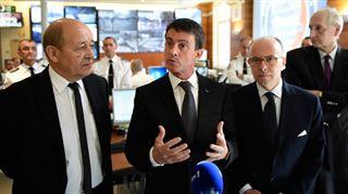 Mise en garde du premier ministre français- des opérations de l'EI se préparent en France et dans d'autres pays européens