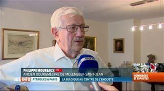 Philippe Moureaux se souvient-il avoir travaillé avec l'un des frères Abdeslam? (vidéo)