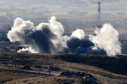 Syrie: les forces arabo-kurdes ont chassé l'EI de 1.400 km2